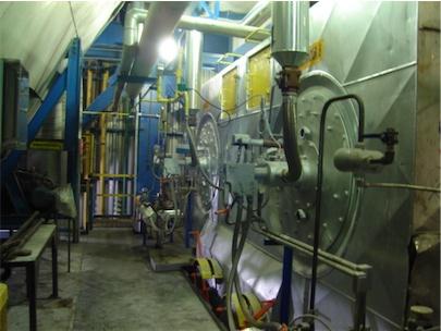 Fornecimento e reforma em queimadores de carga