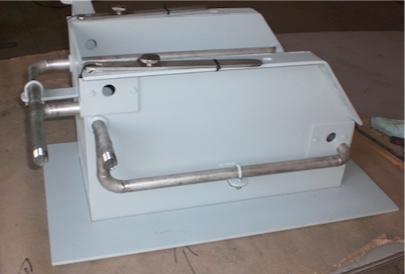 Minihood compacta para caldeira de recuperação